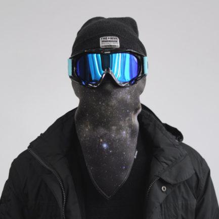Maska zimowa na snowboard