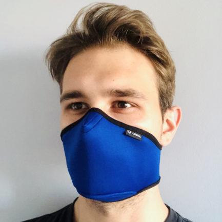 Maska ochronna Cristal Blue, Maski antysmogowe
