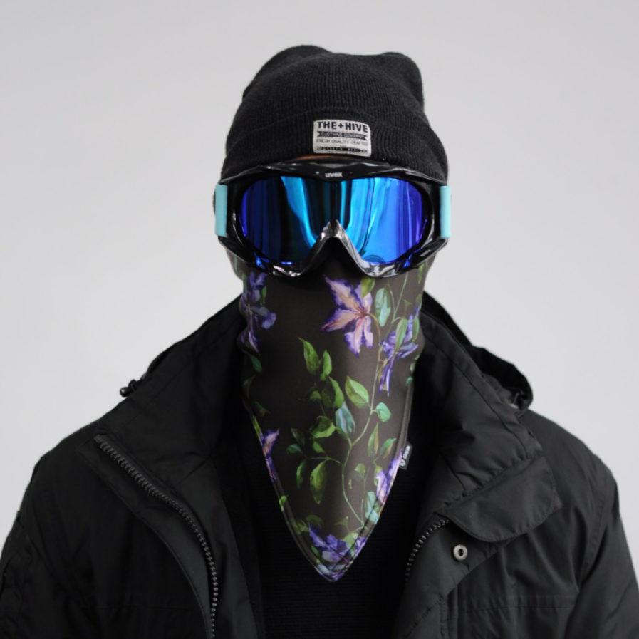 Maska narciarska ocieplająca, Maski antysmogowe