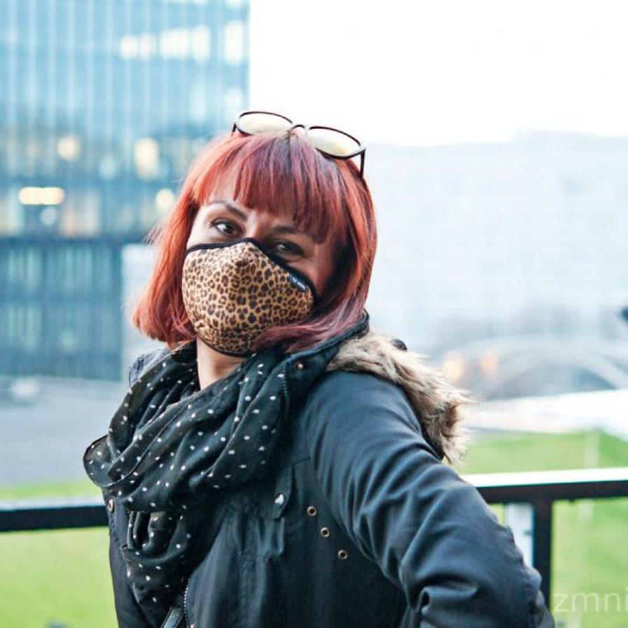 Maska ochronna Cristal Panther, Maski antysmogowe