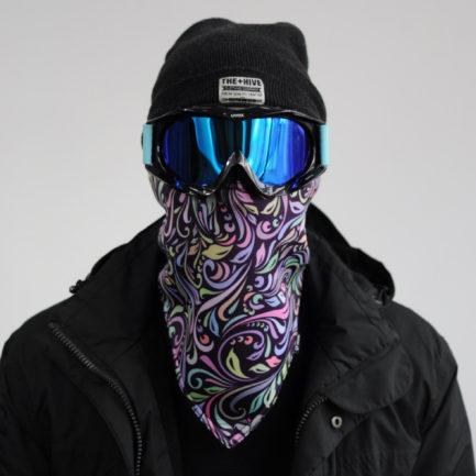 Maska zimowa, Maski antysmogowe