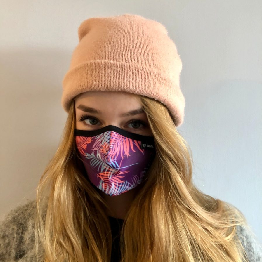 Maska ochronna Cristal Tropical, Maski antysmogowe